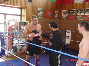 Jerome le Banner & TF1