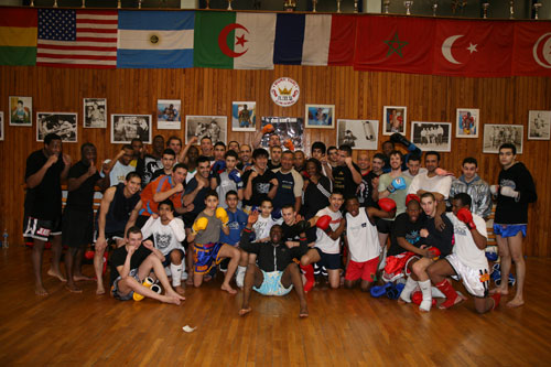RMBOXING Muay Thai