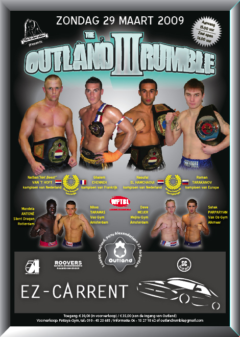 Outland Rumble III