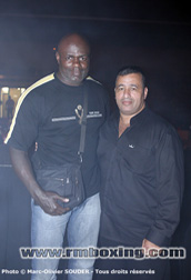 Star Muay Fight Night 4 Ernesto Hoost, Rachid Saadi