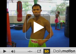 Ouverture du camp RMB GYM à pattaya
