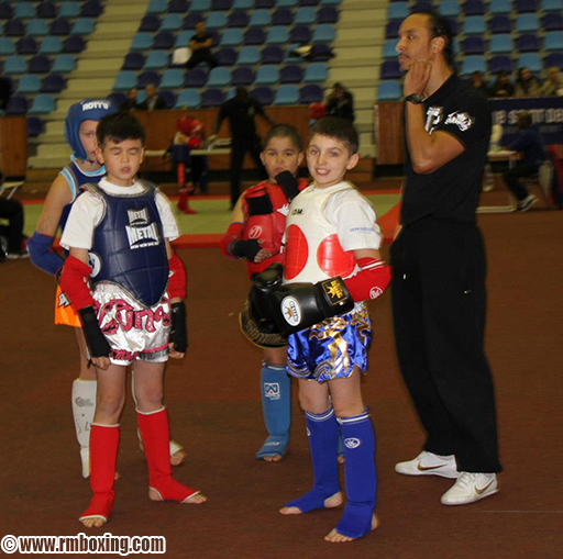yassine guissant rmboxing