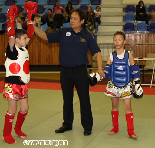 mehdi guissant rmboxing