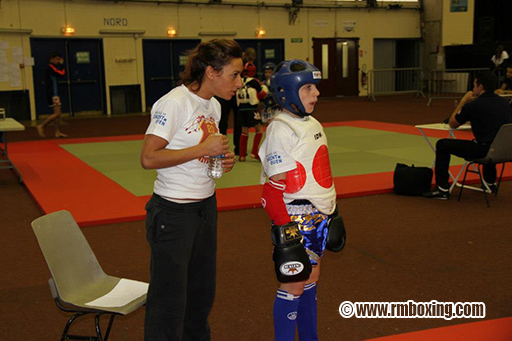 mehdi guissant rmboxing et lailla akounad