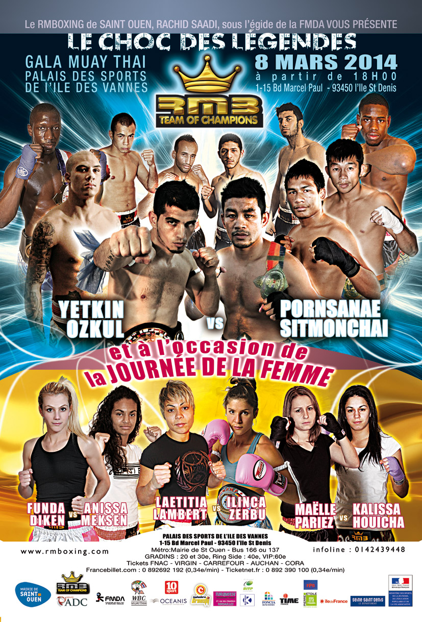 club boxe saint ouen