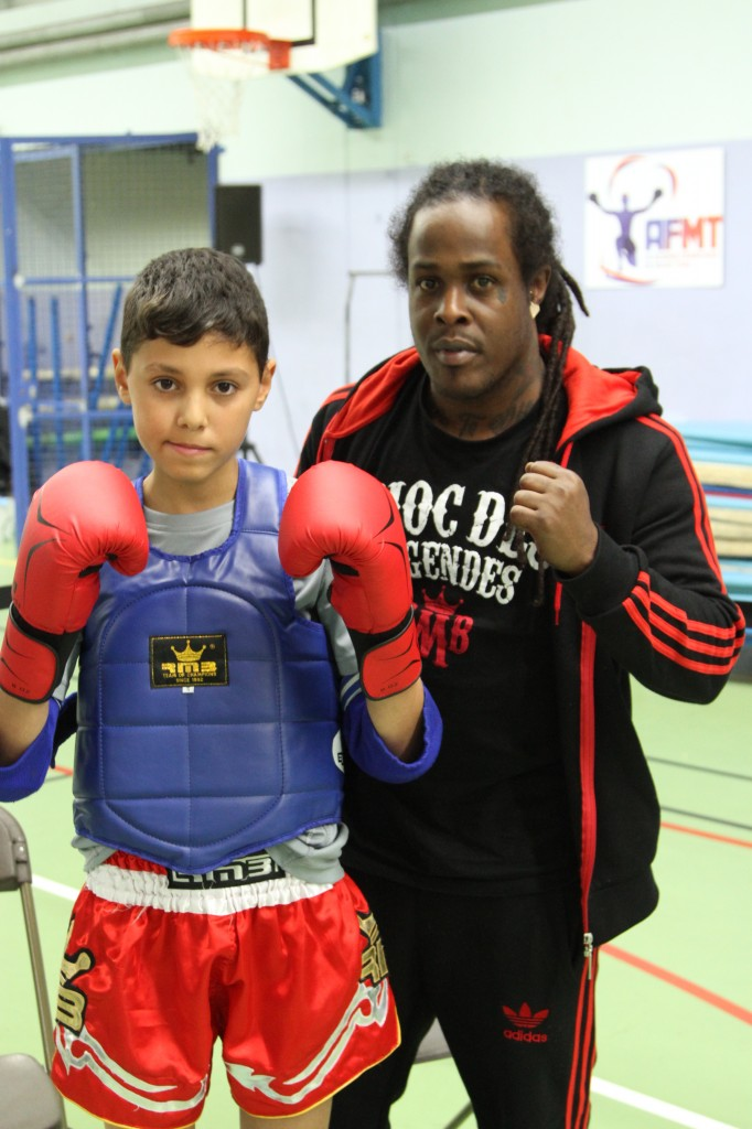 Eddy Carviguant et Samy Hamdaoui rmboxing