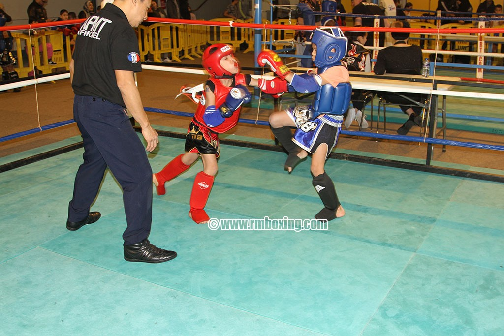 adam benchikh rmboxing tournoi de france afmt