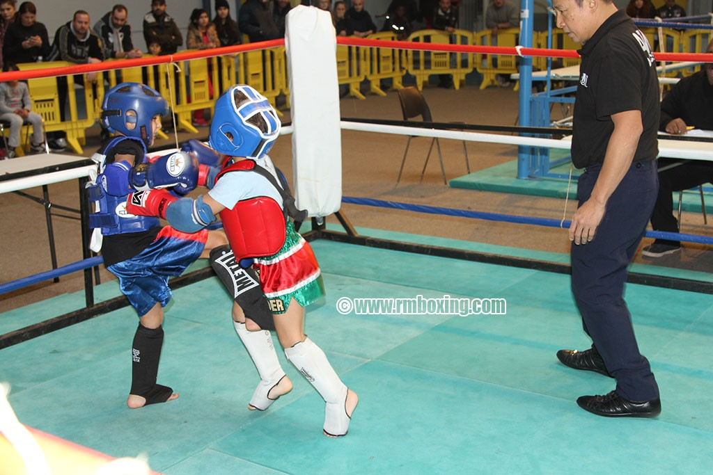 mehdi benchikh rmboxing tournoi de france afmt