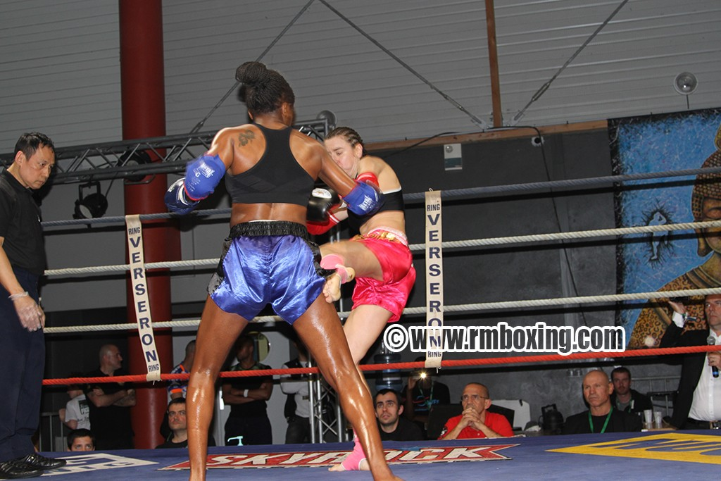 florence delaroche rmboxing