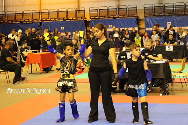 rayan nacer  rmboxing  vainqueur coupe de france FFKMDA