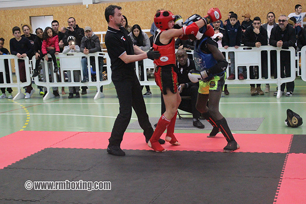 Golden fight Rayan Nacer, Elias Sbisa, Rachid Saadi, Tidiani Traore