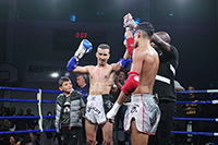 Walid El Ouali enorme au Senn Fight One