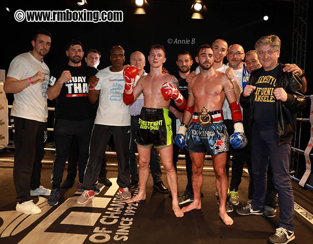william delannoy saadi rachid mohamed krichen rmboxing finale championnat france pro saint-ouen