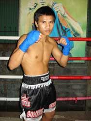 Lampard Khamsing bxeur muay thai classe a rmboxing