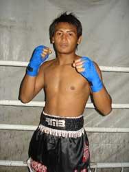 Nil Mongkong boxeur muay thai classe a rmboxing