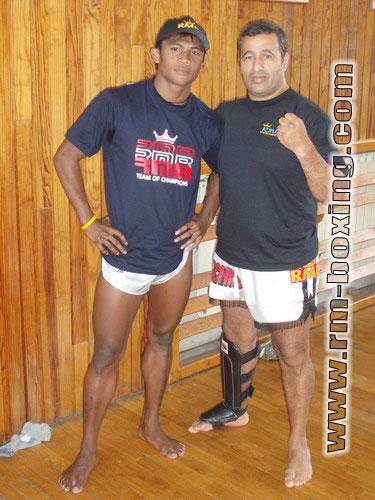 Buakaw champion muay thai por pramuk