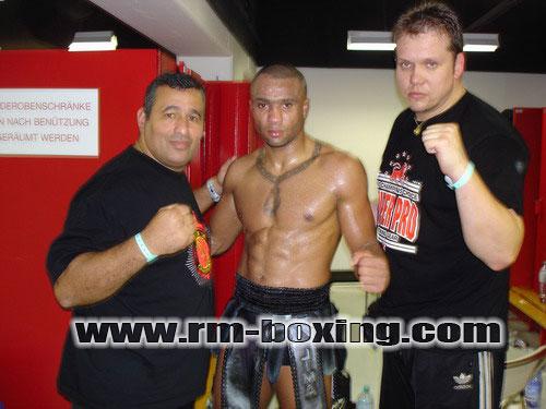 Rachid Saadi Lima et Danish