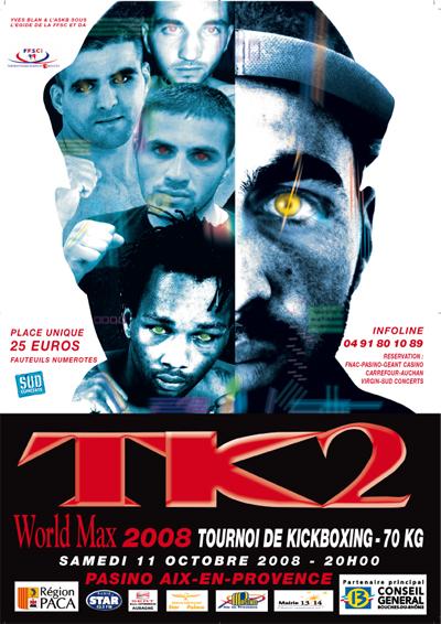 TK2 - Gala de Muaythaï à Marseille