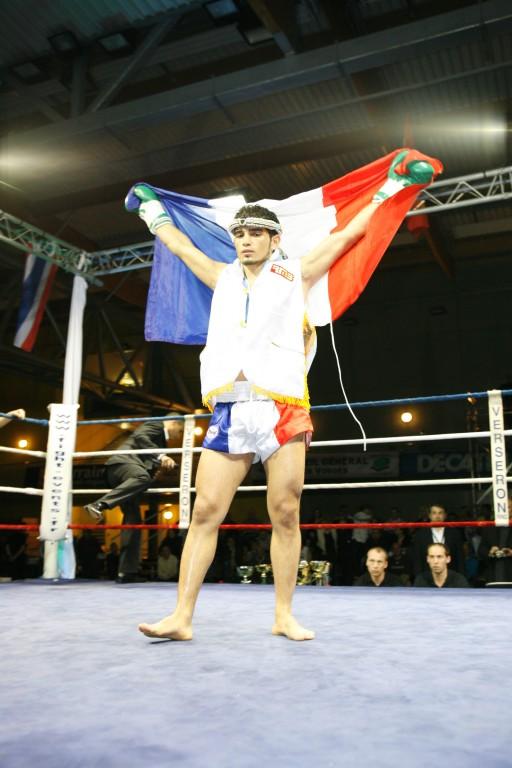 Yetkin Ozkul (RMB) Vainqueur au Gala FRance-Thailande , Epinal