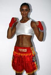 Sherazade Rhoufir RMB Boxeuse Classe B