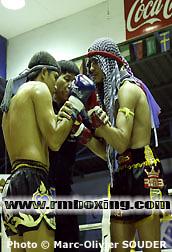 Youssef Adgham (RMB GYM) vs Mangkornyok (Sityotong)
