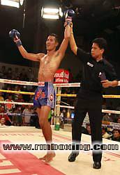 Sudsakorn (RMB) vainqueur Gala Channel 7