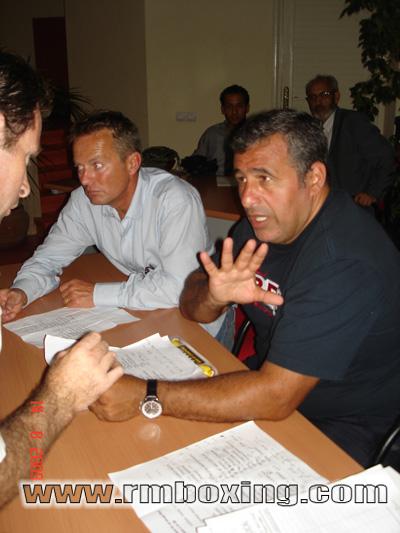 Rachid Saadi sur Canal plus (canal +)