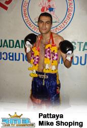 Nouvelle victoire de sofian seboussi à pattaya en thailande.