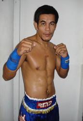 Eak Ekapon boxeur muaythai club RMBGYM