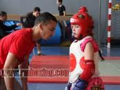 Soraya Guissant rmboxing coacher par Walid El Ouali