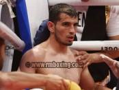Yetkin Ozkul et Rachid Saadi RMBOXING au Monte Carlo FIGHTNG MASTERS